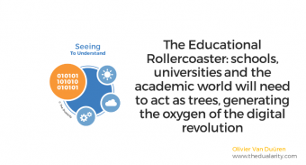 The educational rollercoaster